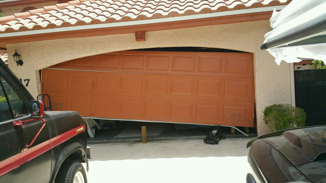 Saving Your Garage Door From Getting Damaged